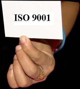 certification entreprise ISO 9001