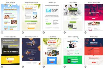 Getresponse Landing Page Creator