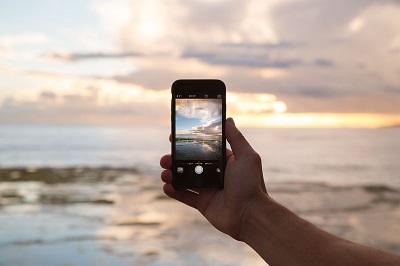 Lancement de produit iphone