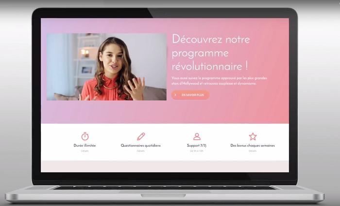 Nouveau theme site Learnybox V3