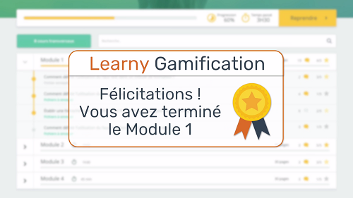 La gamification des formation avec Learnybox V3