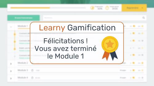 La gamification des formation avec Learnybox V3