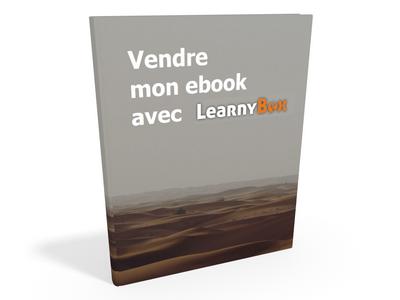 Vendre mon ebook avec Learnybox