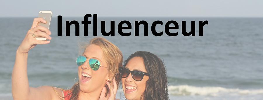 Devenez Influenceur et créer du contenu pour les réseaux sociaux