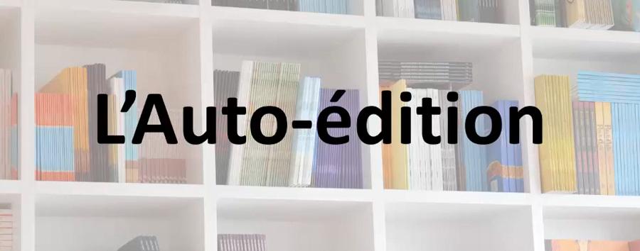 Travaillez chez vous et publier votre livre en auto-édition