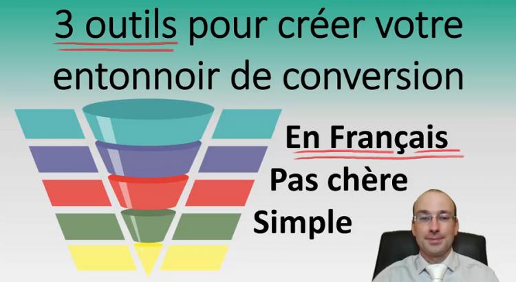 3 outils pour creer votre entonnoir de conversion en français