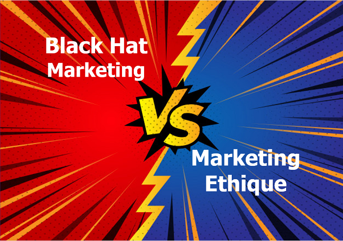 Le Marketing peu scrupuleux Vs le Marketing Éthique