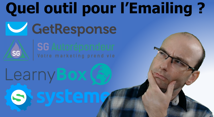 comparatif des outils emailing sg-autorépondeur getresponse learnybox systemeio